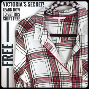 Victoria's Secret Free with purchase of anything
